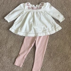 Artisan NY Toddler girl set